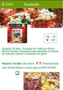 Pizzaria Tia Nah apk screenshot