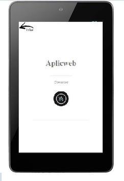Aplicweb Company apk screenshot