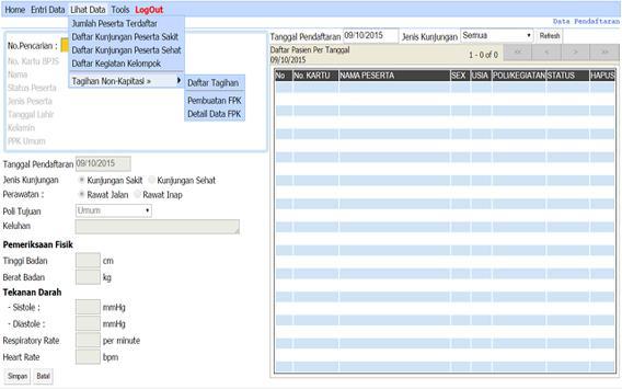 APLIKASI PCARE apk screenshot