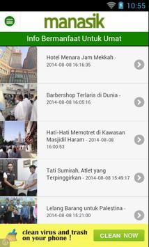 Manasik Info screenshot 3