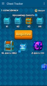 Guide Clash Royale Tracker apk screenshot
