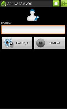 Aplikata EVOS screenshot 1