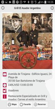 Restaurantes Guía qué bueno apk screenshot