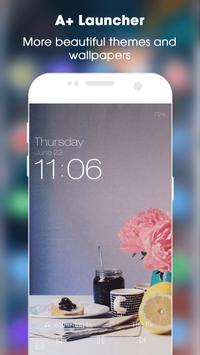 A+ Launcher screenshot 2