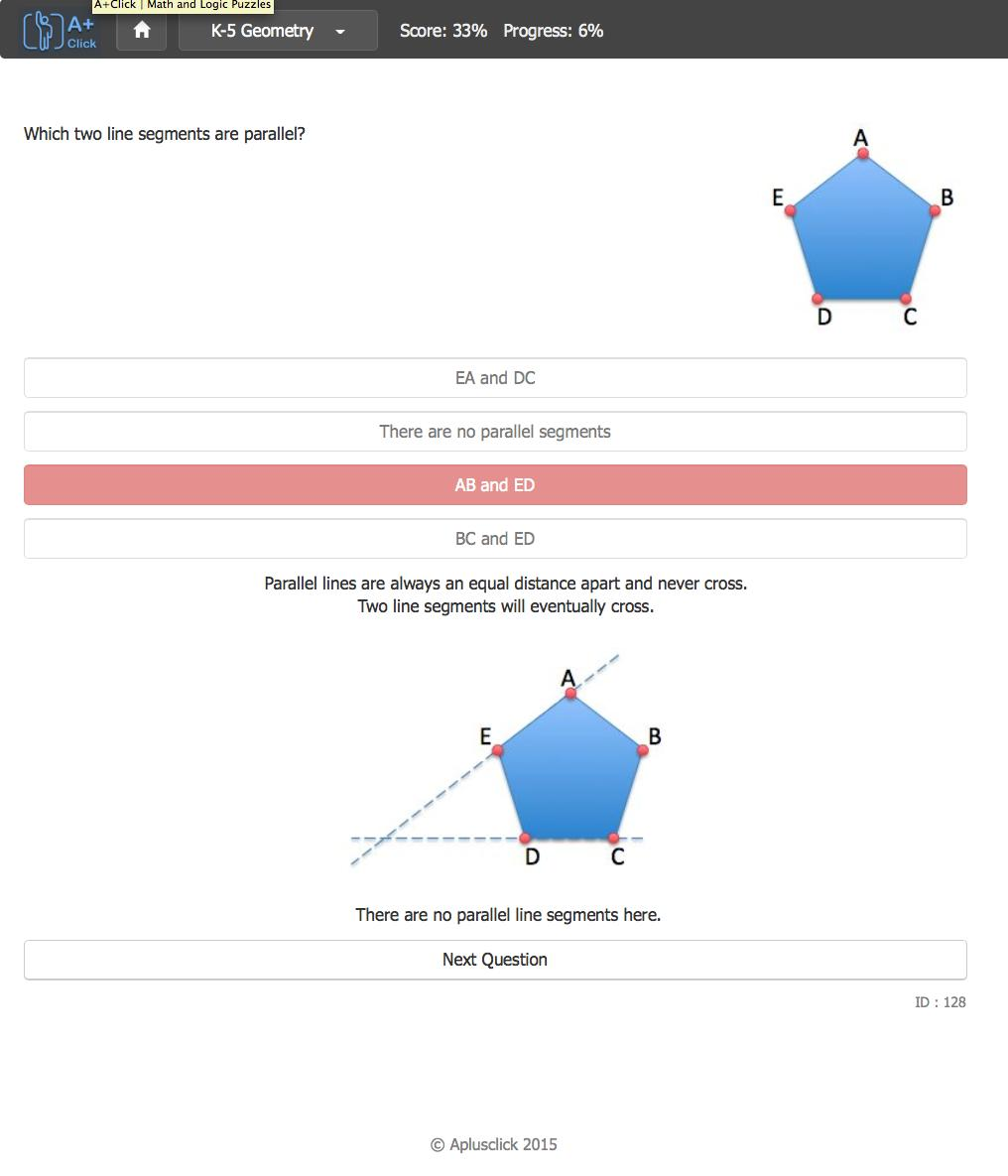 Aplusclick K5 Math for Android - APK Download