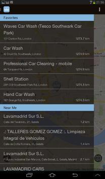 My Nearest Car Wash screenshot 16
