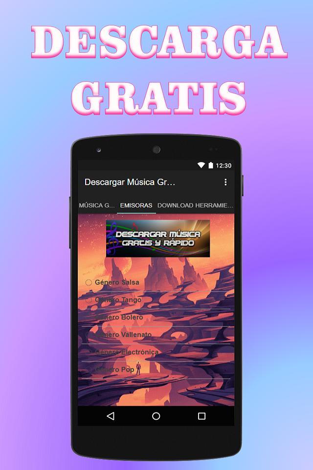 Descargar Musica Gratis Y Rapido A Mi Celular Guia For Android Apk Download