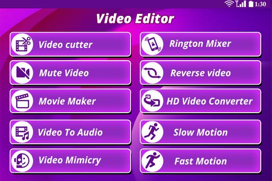Video Editor-Photo Video Music poster