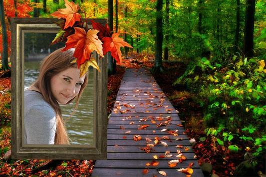 Autumn photo frames Maker apk screenshot