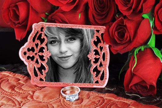 Love Forever Photo Frames poster