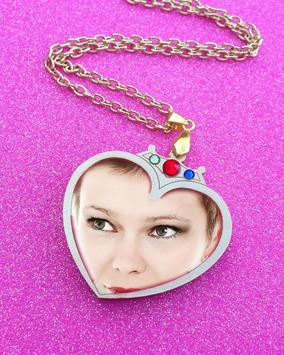 Locket Photo Frames Maker poster