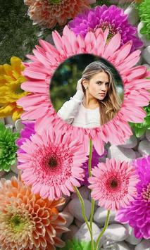 Sunflower photo frames Maker poster