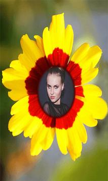 Sunflower photo frames Maker apk screenshot