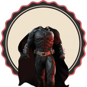Super Hero Photo Suit Maker icon