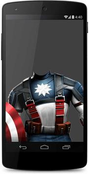 Super Hero Photo Suit Maker screenshot 2