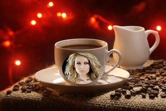 Photo In Coffee Mug Frames screenshot 1