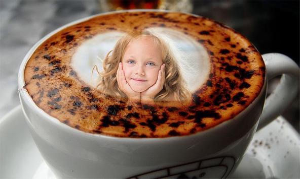 Photo In Coffee Mug Frames screenshot 3
