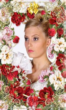 Photo In Flower Love Frames screenshot 3