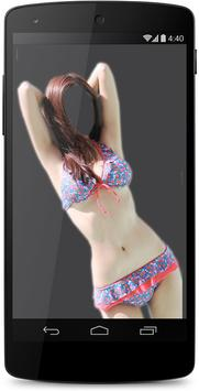 Woman Bikini Suit Photo Maker apk screenshot