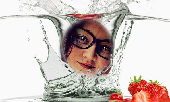 Water Photo Frame apk screenshot