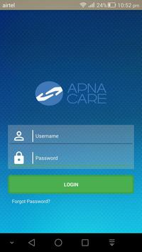 ApnaCare Leads Manager poster
