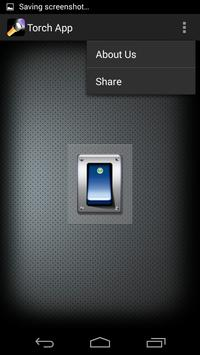 FlashLight Torch apk screenshot