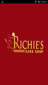 Richie's Cake Shop poster