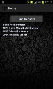 Sensor Finder screenshot 3