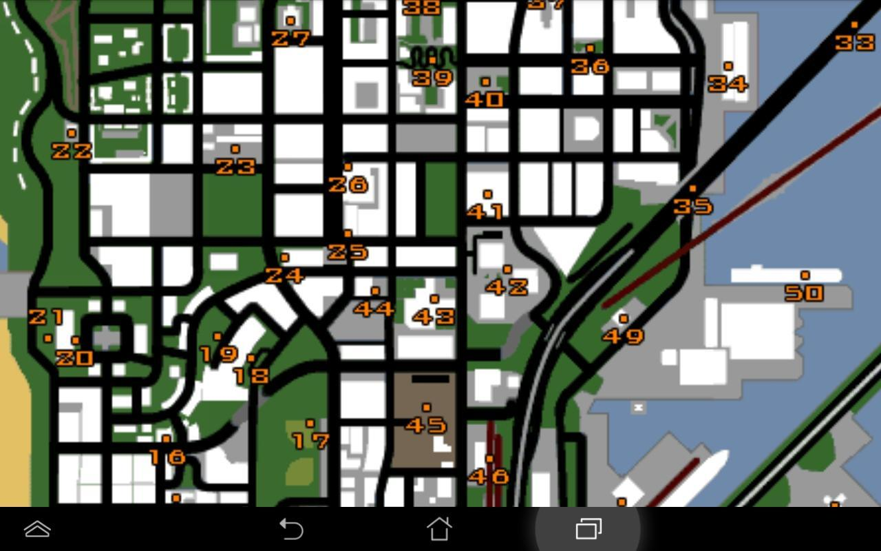 San Andreas Cheats and Maps for Android - APK Download