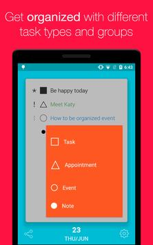 Fill That Bullet: Be Organized apk screenshot