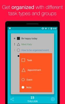 Fill That Bullet: Be Organized apk screenshot