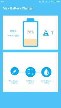 Max Battery Charging screenshot 4