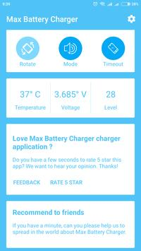 Max Battery Charging screenshot 2
