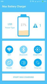 Max Battery Charging screenshot 3