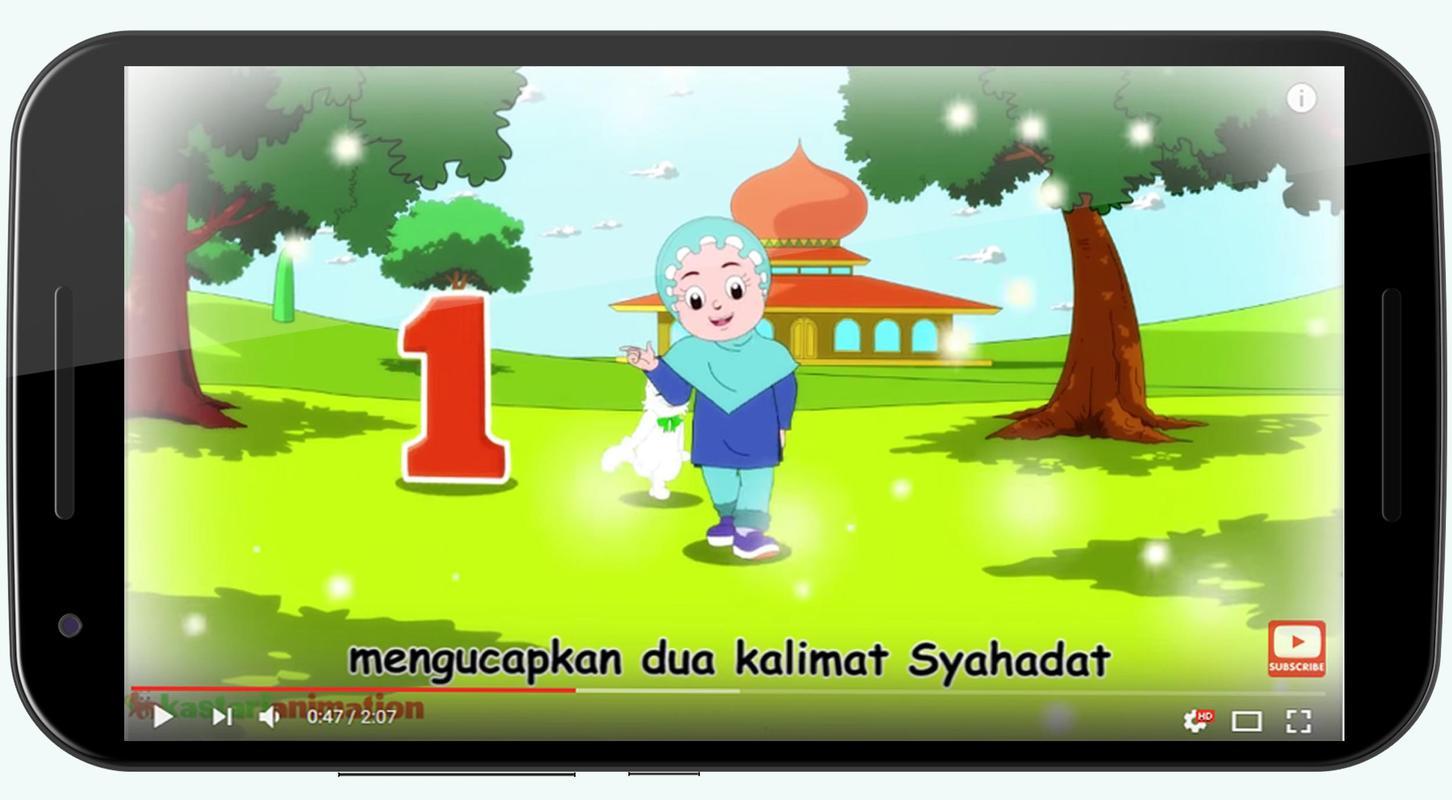 Video Anak Muslim APK Download Gratis Pendidikan APL Untuk Android