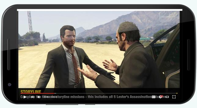 Video Guide GTA screenshot 2