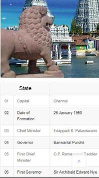 Tamil Nadu Districts apk screenshot