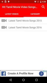 Hit Tamil Movie Video Songs HD apk screenshot