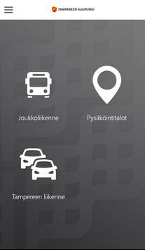 Tampereen kaupunki स्क्रीनशॉट 4