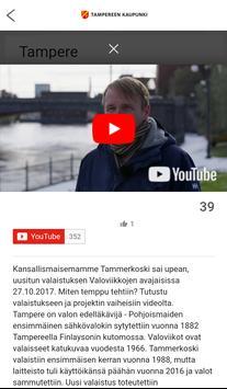 Tampereen kaupunki स्क्रीनशॉट 6