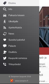 Tampereen kaupunki स्क्रीनशॉट 1