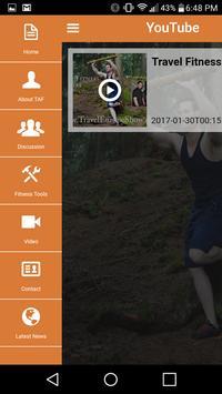 Talk About Fitness apk screenshot