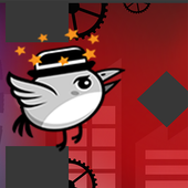 Tap My Bird Downtown Adventure icon