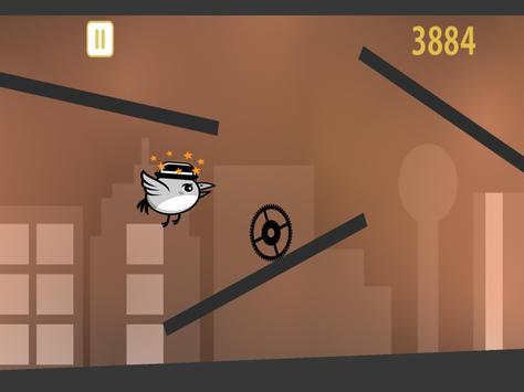 Tap My Bird Downtown Adventure apk screenshot