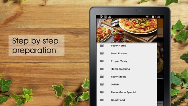 Tasty recipes apk download free food drink app for android tasty recipes apk screenshot forumfinder Image collections