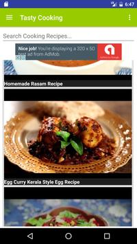 Tasty Cooking Recipes screenshot 15