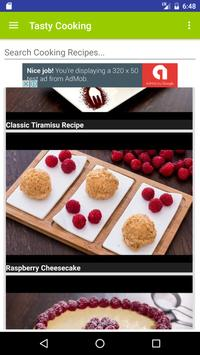 Tasty Cooking Recipes screenshot 7