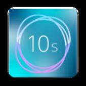Ten second challenge icon