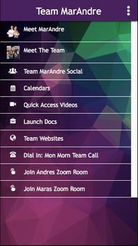 Team MarAndre apk screenshot