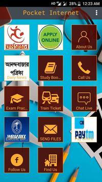 Pocket Internet poster